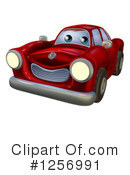 Car Clipart #1256991 by AtStockIllustration