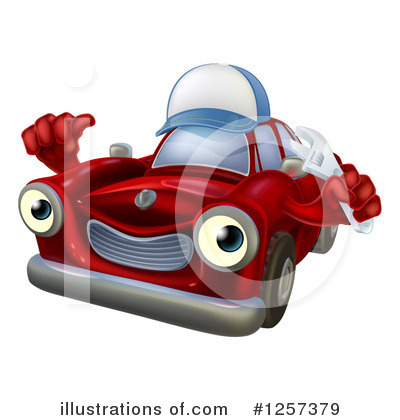 Mechanic Clipart #1257379 by AtStockIllustration