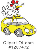 Car Clipart #1287472 by Johnny Sajem
