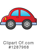 Car Clipart #1287968 by visekart