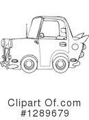Car Clipart #1289679 by djart