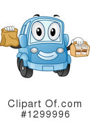 Royalty-Free (RF) Car Clipart Illustration #1299996