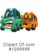 Car Clipart #1299998 by BNP Design Studio