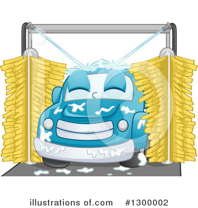 Car Clipart #1300002 by BNP Design Studio