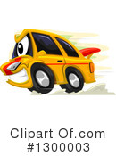 Car Clipart #1300003 by BNP Design Studio