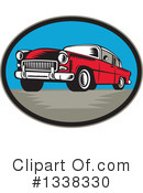 Car Clipart #1338330 by patrimonio