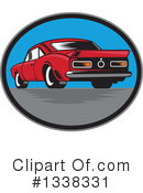Car Clipart #1338331 by patrimonio