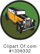 Car Clipart #1338332 by patrimonio