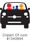 Car Clipart #1343894 by ColorMagic