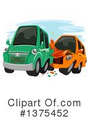 Royalty-Free (RF) Car Clipart Illustration #1375452