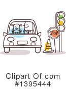 Royalty-Free (RF) Car Clipart Illustration #1395444