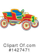 Car Clipart #1427471 by Alex Bannykh