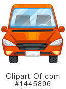 Royalty-Free (RF) Car Clipart Illustration #1445896