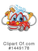 Car Clipart #1449178 by Domenico Condello