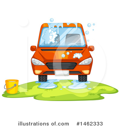 Car Clipart #1462333 by Graphics RF