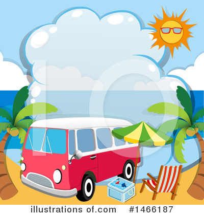 Kombi Clipart #1466187 by Graphics RF