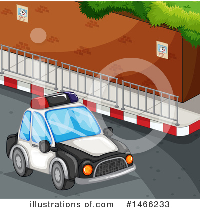 Police Clipart #1466233 by Graphics RF