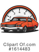 Car Clipart #1614483 by Vector Tradition SM
