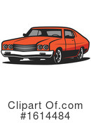 Car Clipart #1614484 by Vector Tradition SM