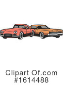 Car Clipart #1614488 by Vector Tradition SM