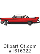 Car Clipart #1616322 by Vector Tradition SM