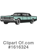 Car Clipart #1616324 by Vector Tradition SM