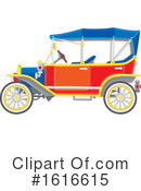 Car Clipart #1616615 by Alex Bannykh