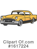 Car Clipart #1617224 by Vector Tradition SM
