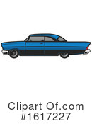 Car Clipart #1617227 by Vector Tradition SM