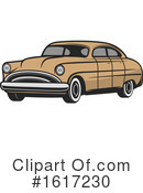Car Clipart #1617230 by Vector Tradition SM