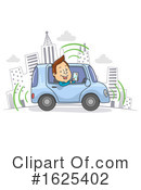Car Clipart #1625402 by BNP Design Studio