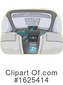 Car Clipart #1625414 by BNP Design Studio