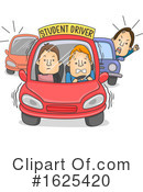 Car Clipart #1625420 by BNP Design Studio