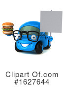 Car Clipart #1627644 by Julos