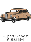 Car Clipart #1632594 by Vector Tradition SM