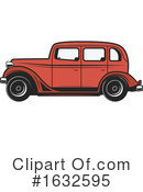 Car Clipart #1632595 by Vector Tradition SM