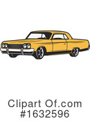 Car Clipart #1632596 by Vector Tradition SM