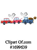 Car Clipart #1699639 by Graphics RF
