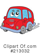 Car Clipart #213032 by visekart