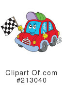 Car Clipart #213040 by visekart