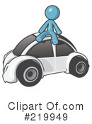 Car Clipart #219949 by Leo Blanchette