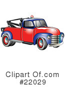 Royalty-Free (RF) car Clipart Illustration #22029