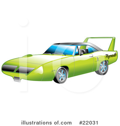 Car Clipart #22031 by Andy Nortnik