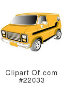 Royalty-Free (RF) Car Clipart Illustration #22033