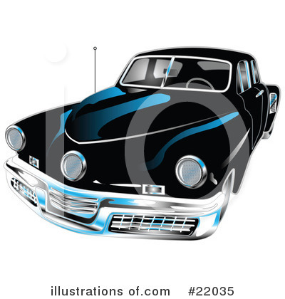 Car Clipart #22035 by Andy Nortnik
