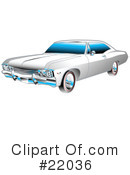 Royalty-Free (RF) car Clipart Illustration #22036