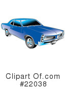 Royalty-Free (RF) car Clipart Illustration #22038