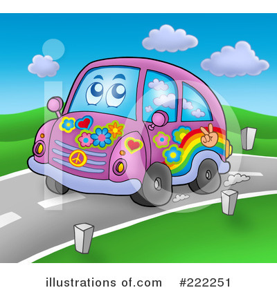 Driving Clipart #222251 by visekart