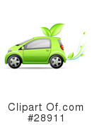Royalty-Free (RF) car Clipart Illustration #28911