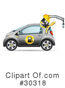 Car Clipart #30318 by beboy